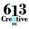 613Creative, inc. Professional Writing Services Logo